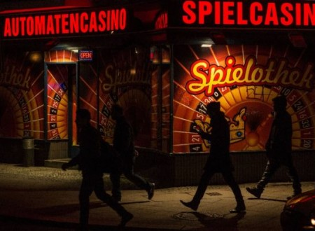 2° lampo / Le mafie a Berlino