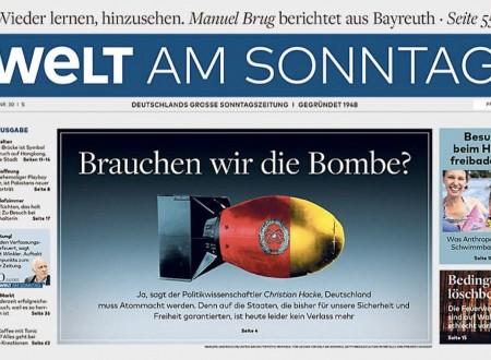 L'atomica tedesca